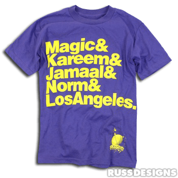 Lakers baby