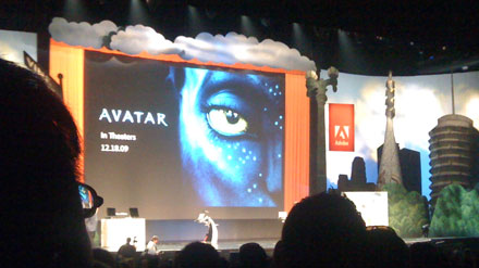 Avatar sneak peak