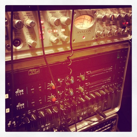 The rack of musical magic