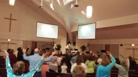 Another shot from Faith Assembly