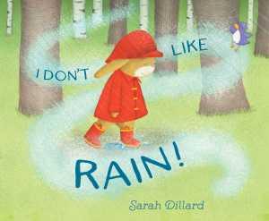 I don't like rain