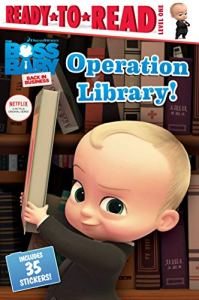 boss baby operation library