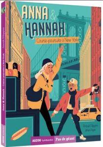 anna et hannah 2 course-pursuite à new york