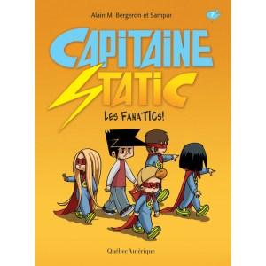 capitaine static 7 les fanatics