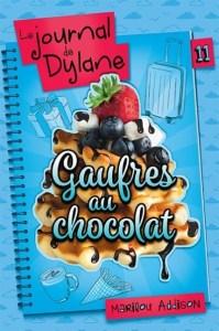 le journal de dylane 11 gaufres au chocolat