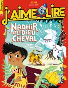 Nadhir et le dieu cheval