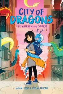 City of Dragons The Awakening Storm #1