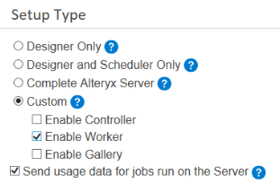 Alteryx: Installing Server - Part II - Russell Christopher