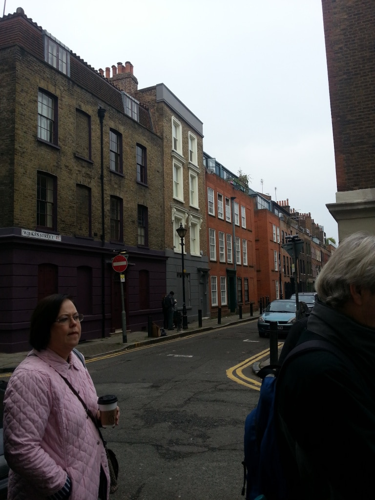 Shoreditch - Looks like New York