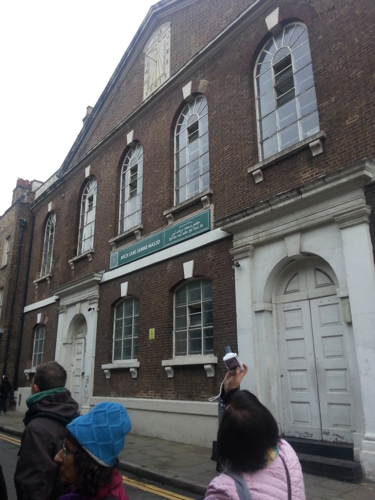 The Church that changes religions