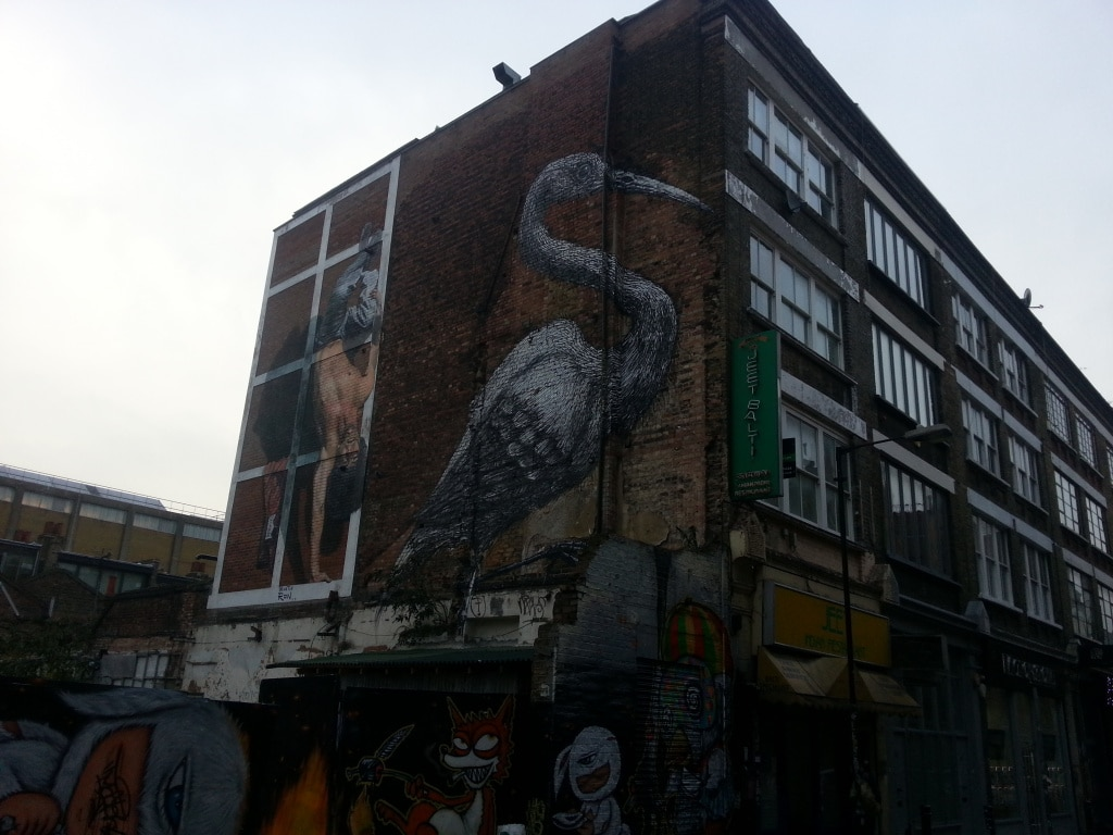Another shot of the crane