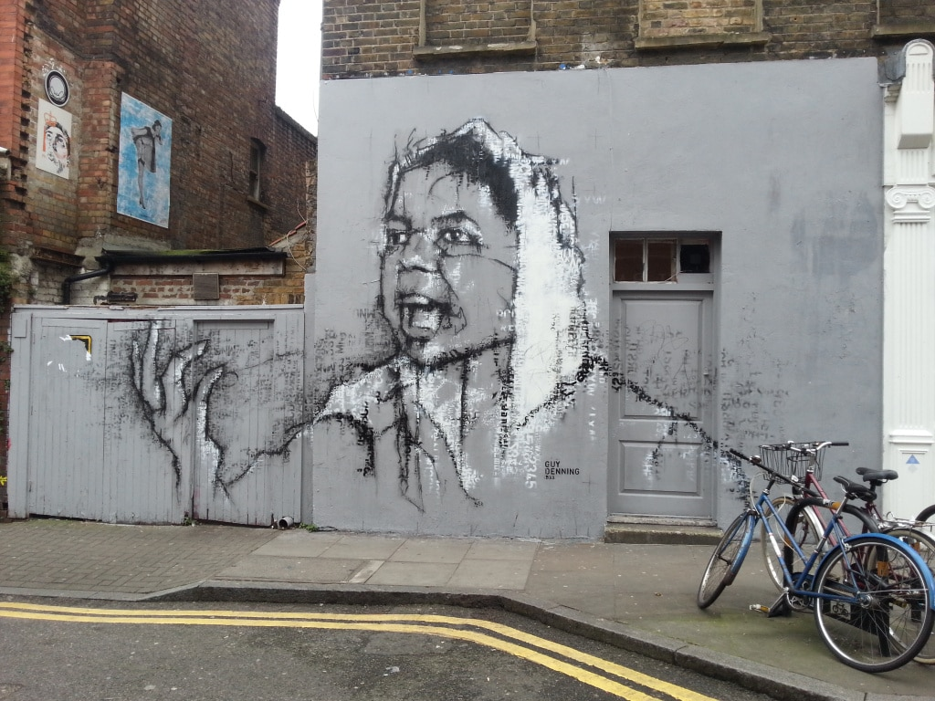 Boy yelling or talking
