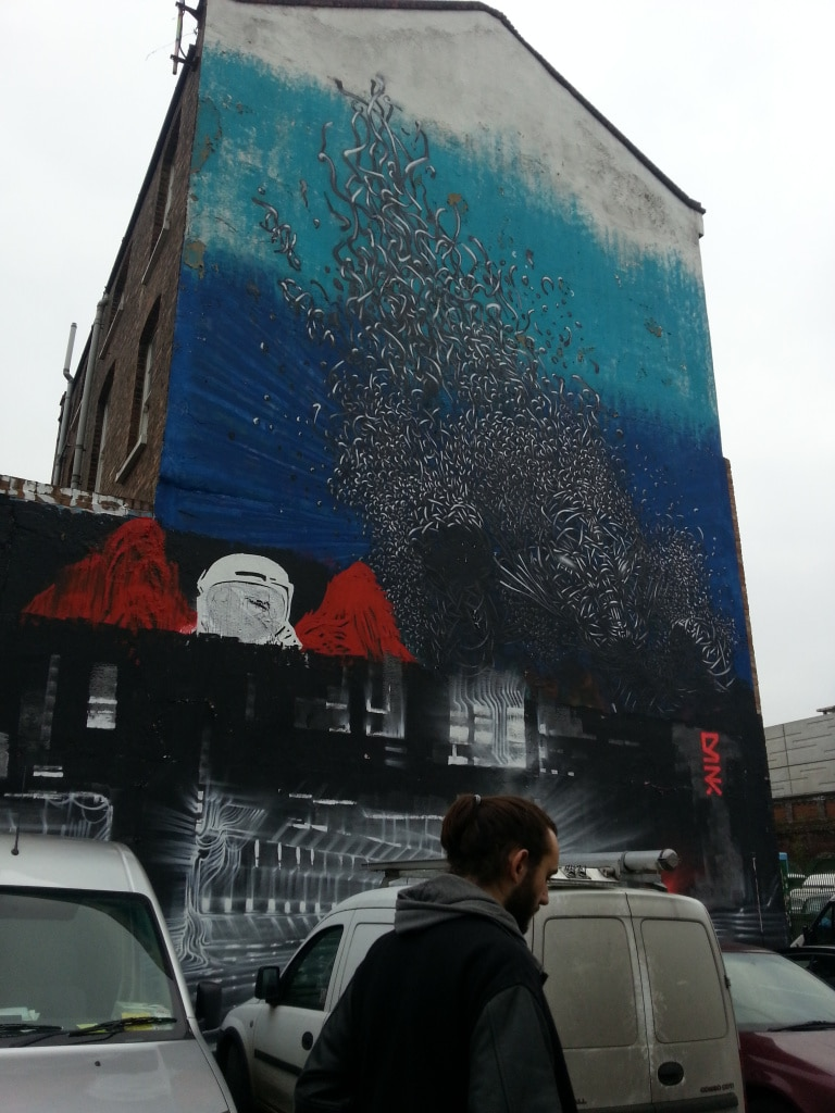 Husband and wife made art