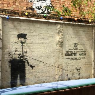 Banksy Knockoff