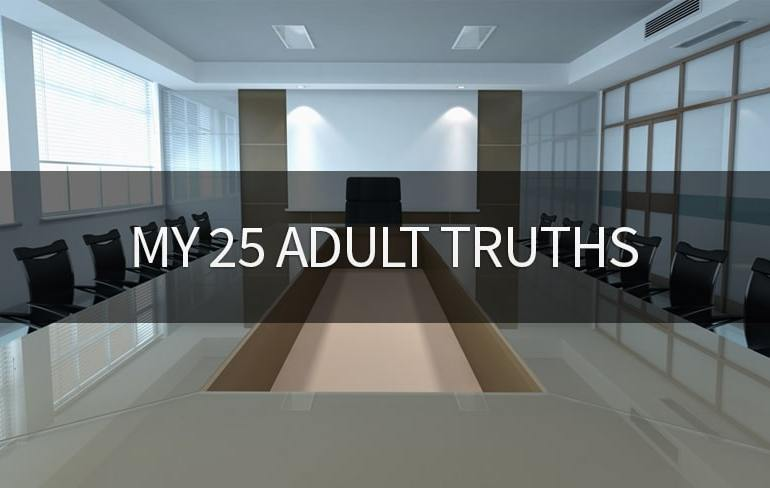 adult truth