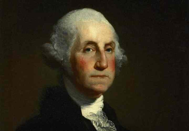 George Washington had a chance to change our country
