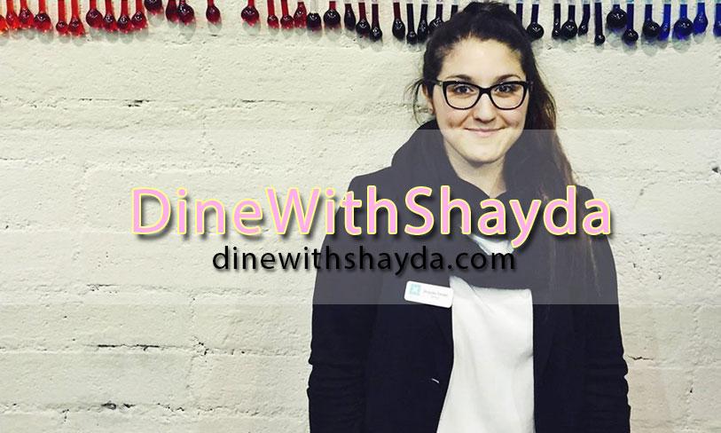 Shared Blog: Dine With Shayda