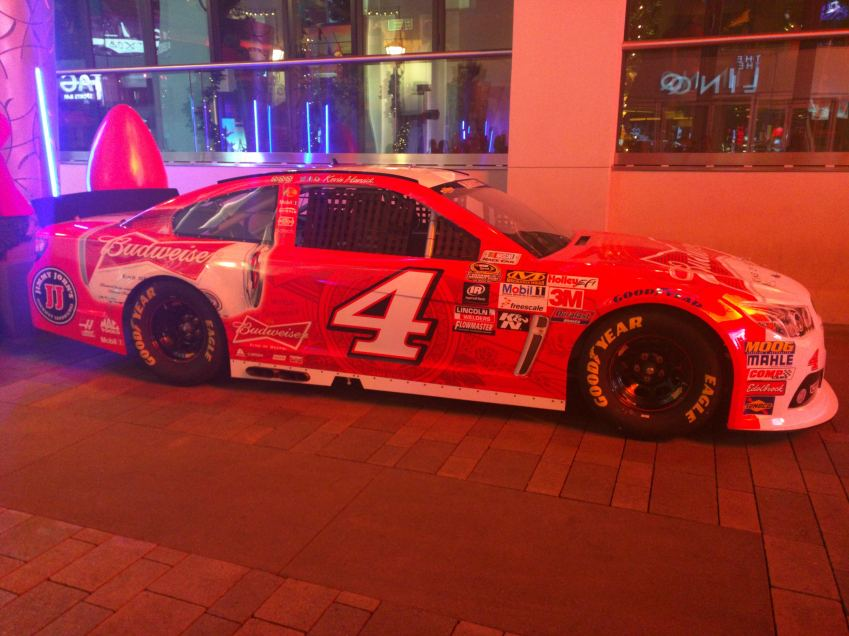 Kevin Harvick Sprint Cup Series Car- Championship Week 2015