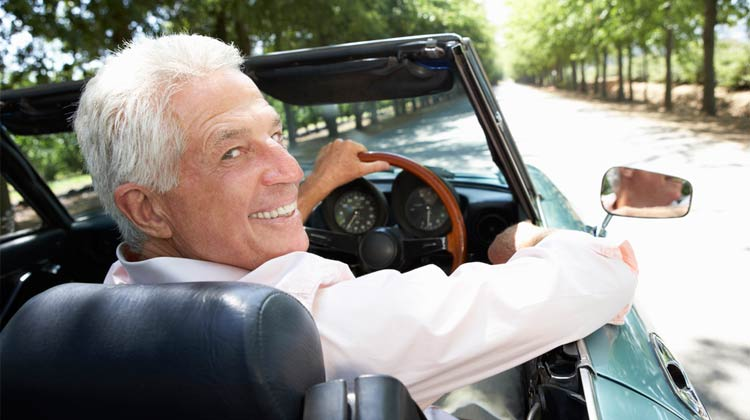 Reverse age restrictions for motor vehicles