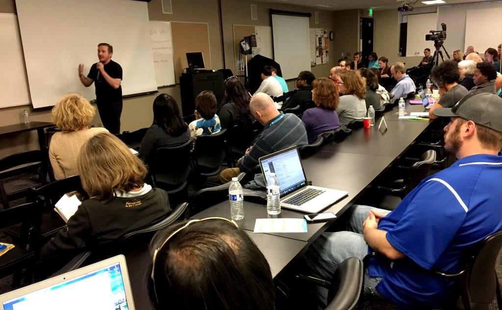 Russell Aaron WordCamp Sacramento 2015