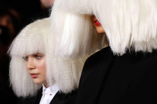 sia at the grammy awards