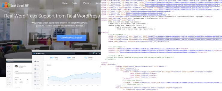 My Problem With WordPress Theme Demonstrations