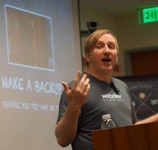 Russell Aaron Speaking At WordCamp San Diego 2017