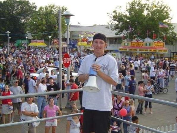 Russell Aaron 2004 Minnesota State Fair