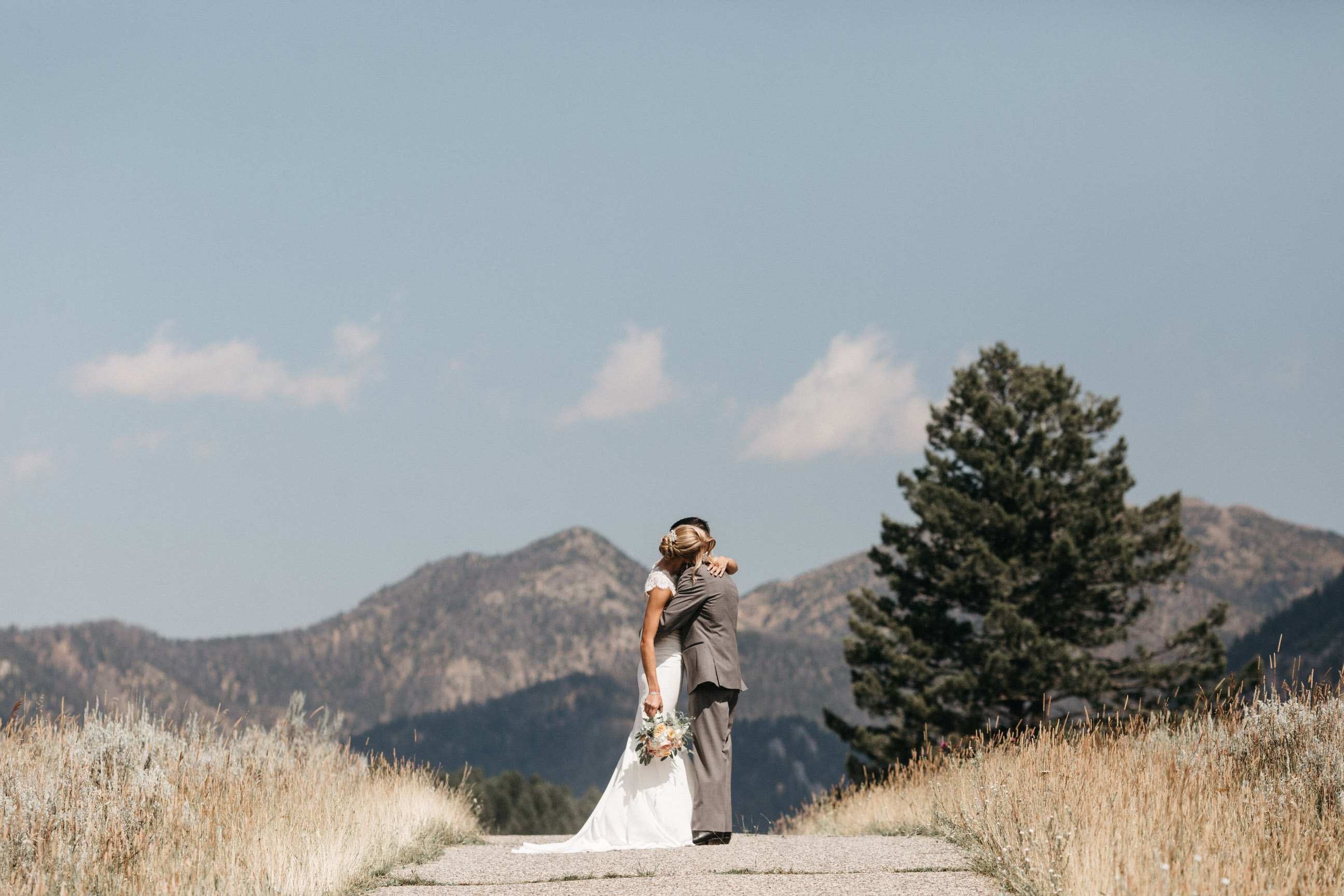 Big Sky Montana Wedding