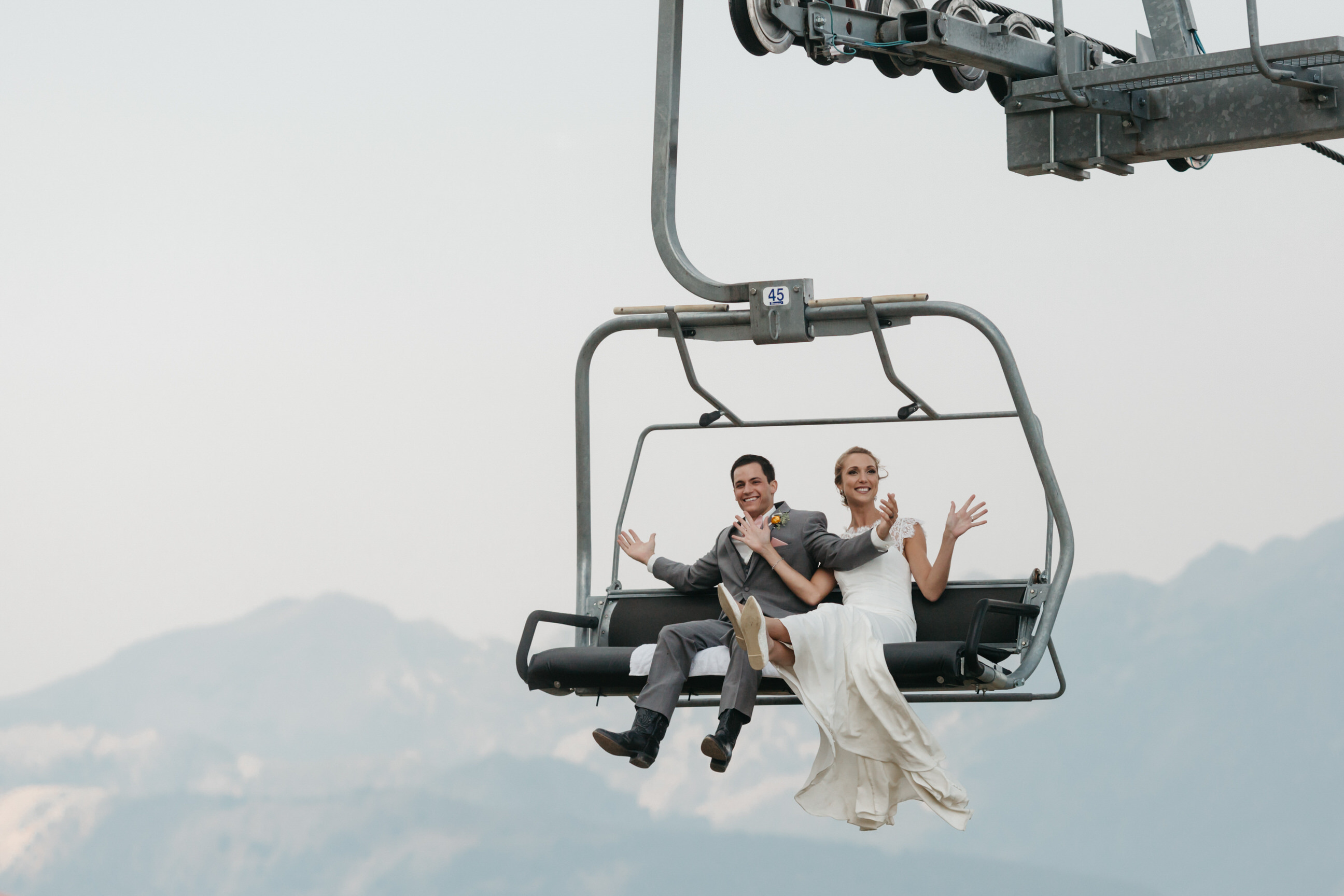 Big Sky Wedding Photographer