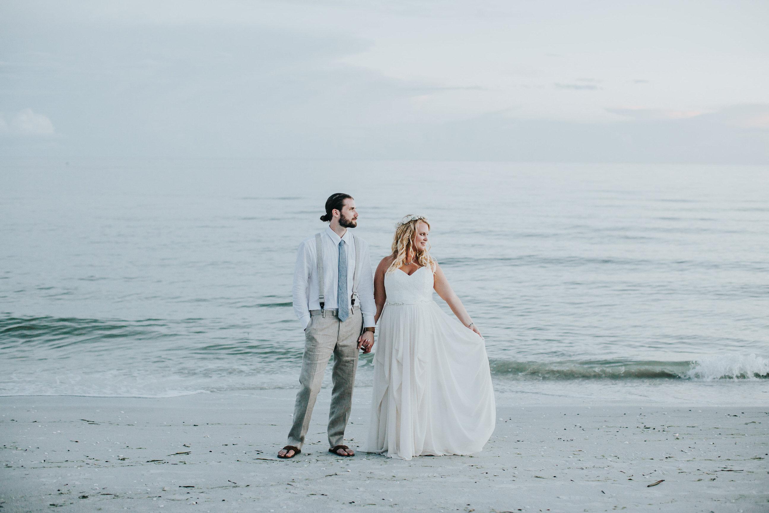 Kate + Blake | Sanibel Island, Florida Wedding - Russell Heeter
