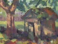 Russell Johnson fine art oil paintings
