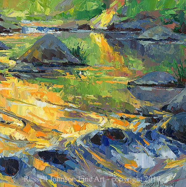 Russell Johnson Prescott, AZ landsacpe artist