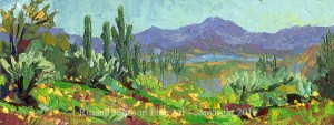 Russell Johnson southwest artist