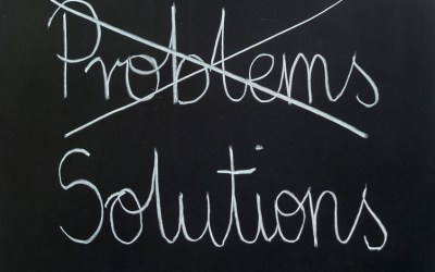 Solutions Not Problems