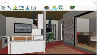 Architect 3D room
