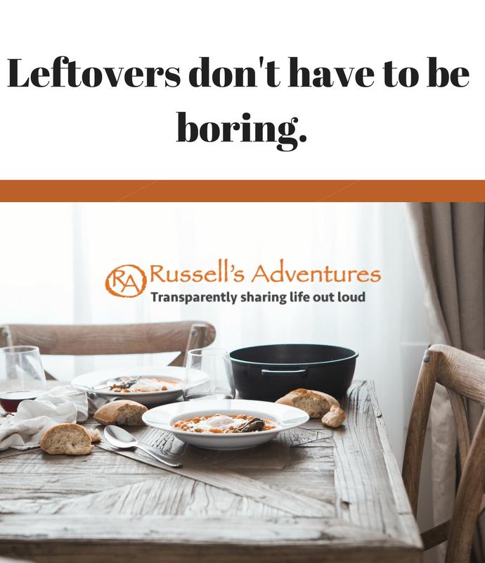 Leftovers?