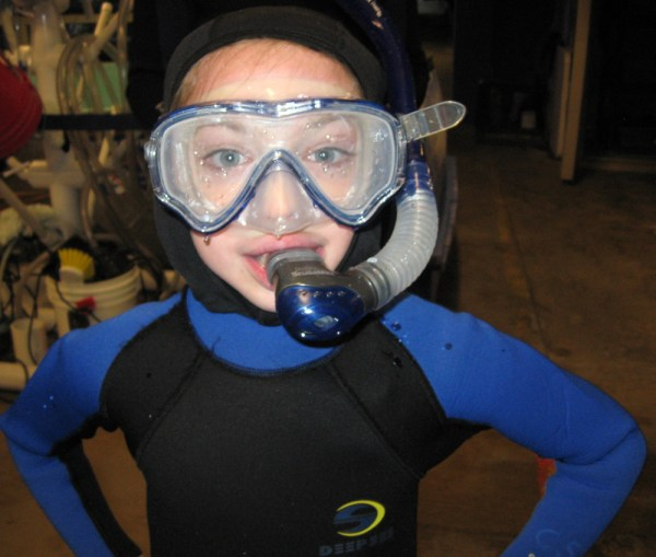 Sea Life Snorkeling Experience, Maddie's passion tailored learning