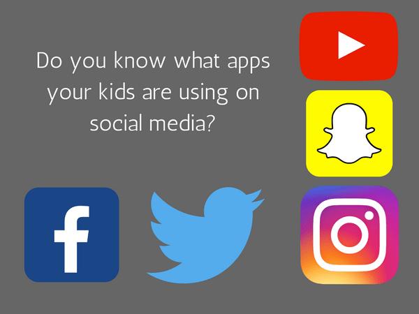 Understanding social media as a parent