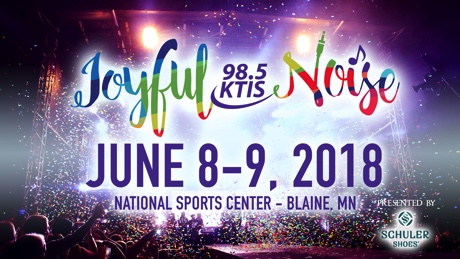 Make a Joyful Noise with KTIS in 2018
