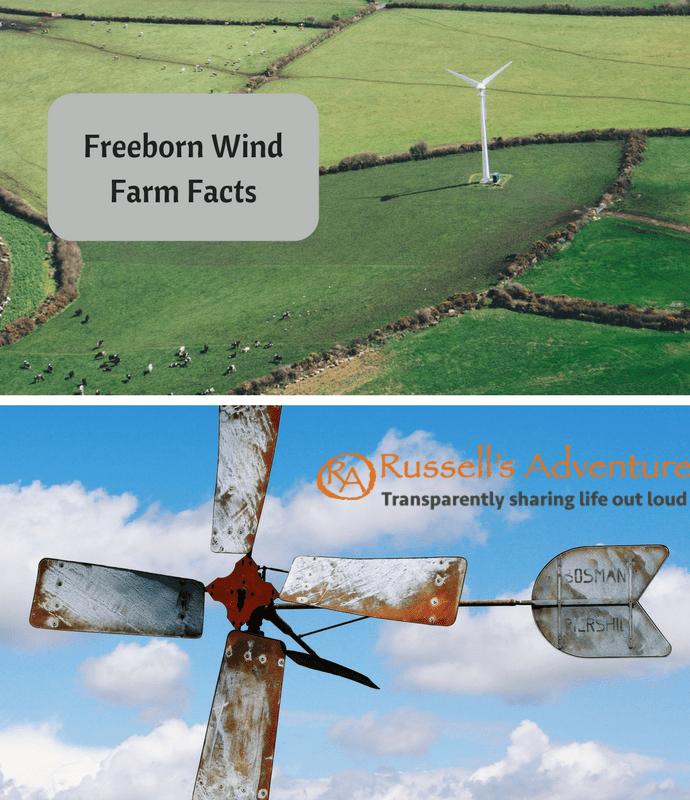 Freeborn Wind Farm Facts