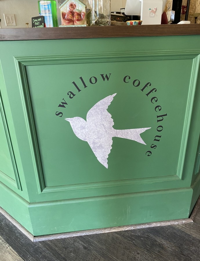 Swallow Coffee House, Lake Mills, IA