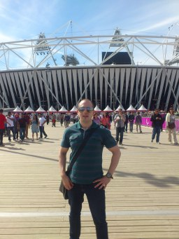 London 2012 Olympic stadium 2012