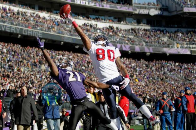Image result for andre johnson one handed catch