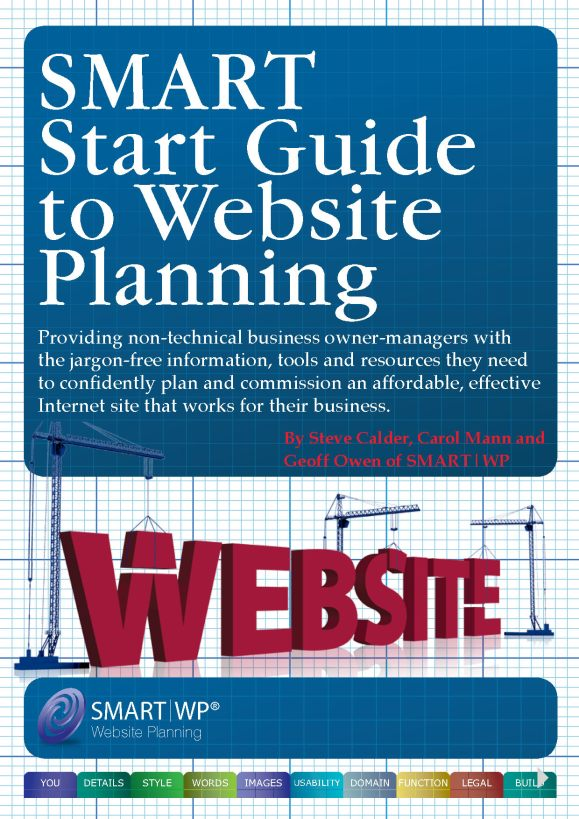 SMARTWP Smart Guide to Websire Planning