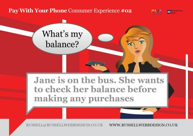 Pay With Your Phone#2 - Check Balance 2