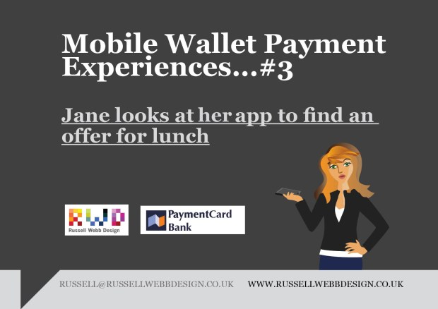 Pay With Your Phone#3 - Lunch offer 1
