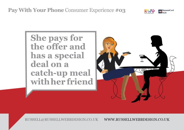 Pay With Your Phone#3 - Lunch offer 7