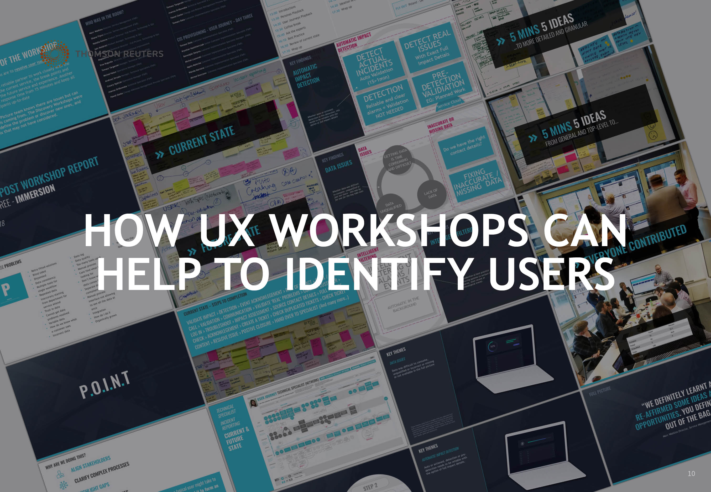 How to run off-site UX Workshops and make them both valuable and fun