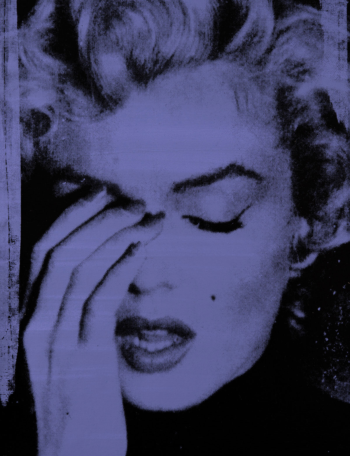 Russell Young: Marilyn California